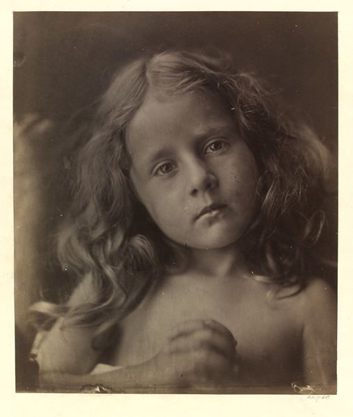 The Anniversary by Julia Margaret Cameron, England, 1865. l Victoria and Albert Museum