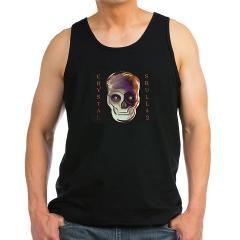 Crystal Skull 42_Retro Tank Top