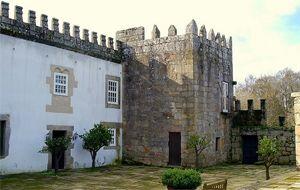Casa da Torre ou Torre de Lanhelas - Vila Nova de Cerveira - Portugal