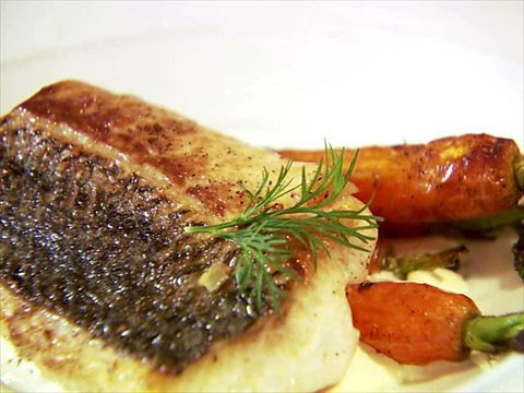 Sauteed Chilean Sea Bass Recipe - excellent recipe! The key is to heavily salt and pepper the flour mixture.