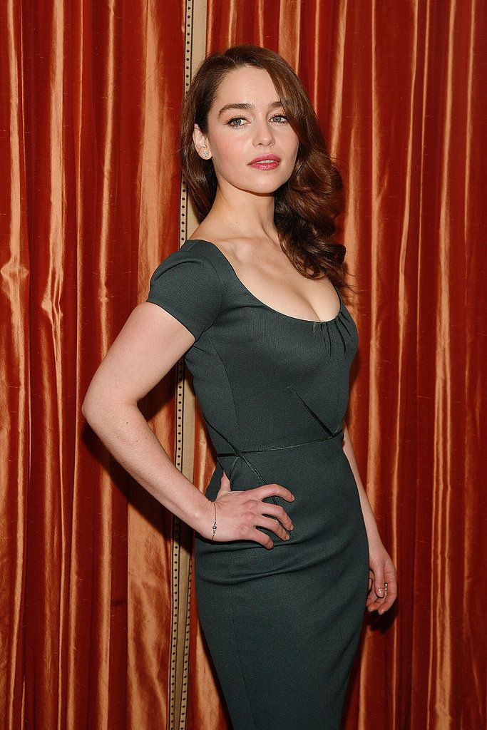 20 Sizzling Emilia Clarke Moments That Show Why She's the Sexiest Woman Alive