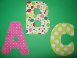 Image result for applique letter templates free