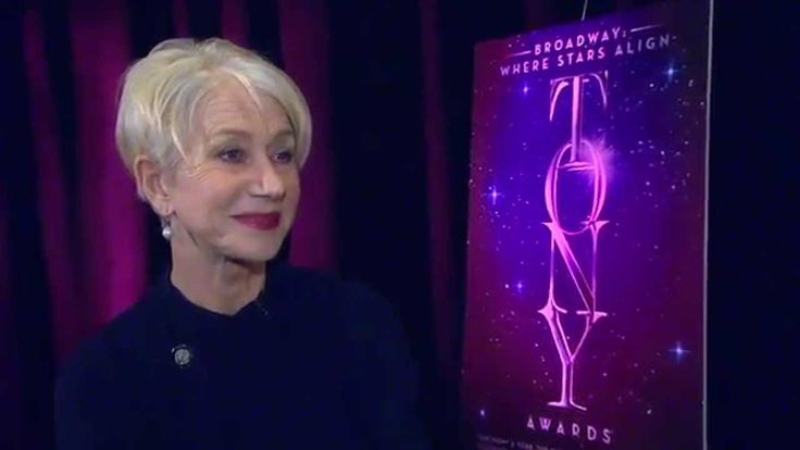 "Web Extra: Helen Mirren Talks With CBS2's Dana Tyler About ""The Audience"""