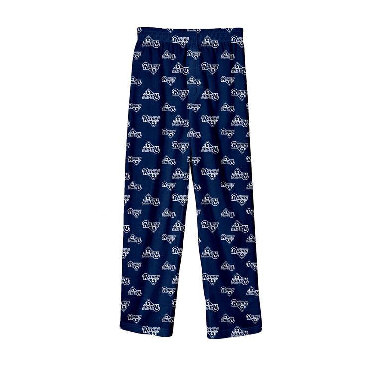 NFL Los Angeles Rams Lounge Pants XL, Boy's