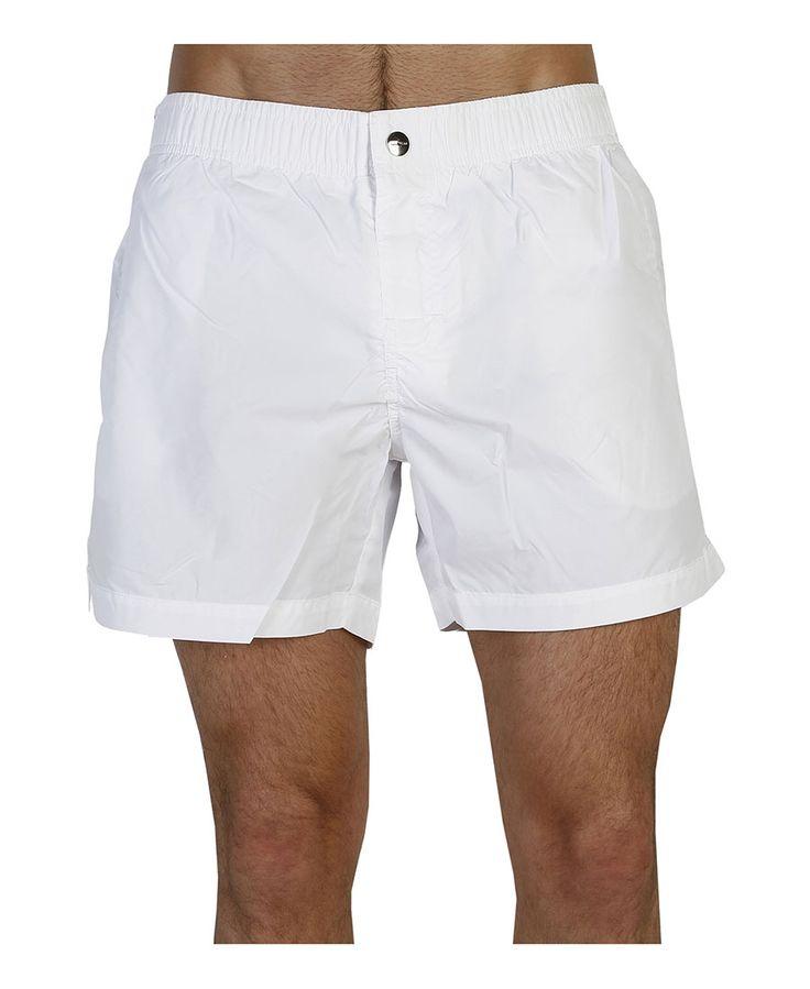 Costume uomo  BIKKEMBERGS B6G5013 Bianco - Primavera Estate - titalola