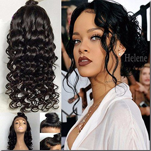 Niveau 8A Unporcessed 100% brésilien Virgin humain cheveux, Douceur, Silky, Plus Thicker Santé End, NO DRY, NO FOLLICULE, Tous les cheveux être coupées dans un donneur.Combiné avec une dentelle de tres grande qualité, personne ne pouvait se rendre compte que vous portez une perruque. Il faut...