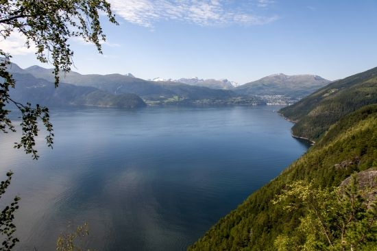 Beautiful Sjøholt, #Norway - the perfect #getaway #relax #travel #MedWayOfLife