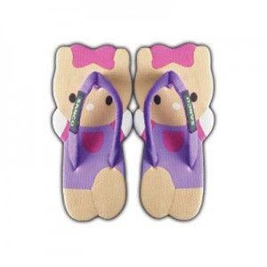 Sandal Sancu Kitty Ungu