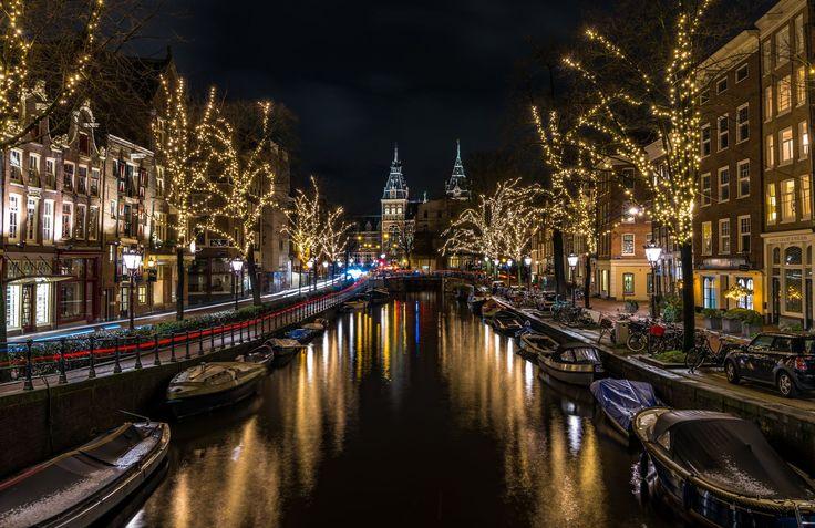 https://flic.kr/p/21ZbgQq | Classic Amsterdam | Amsterdam, Netherlands