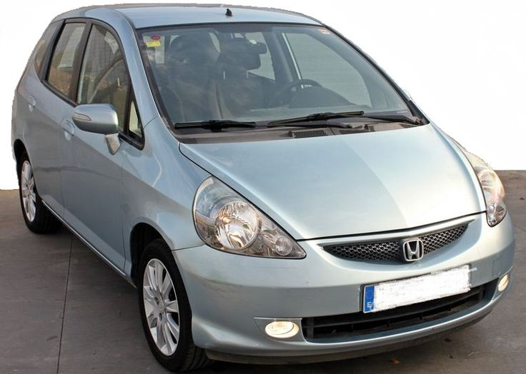 2005 Honda Jazz 1.4i-DSi ES CVT automatic 5 door hatchback