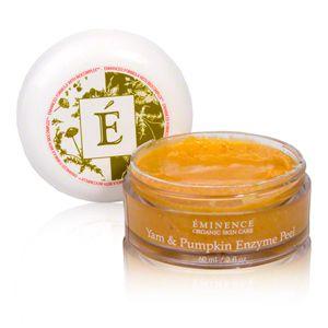 Yam & Pumpkin Enzyme peel. So obsessed.