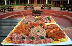 Image result for traditional south african braai