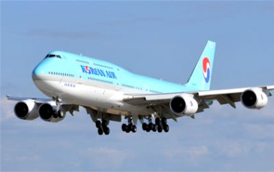 blogdetravel: Primul Boeing 747 - 8 Intercontinental pentru Kore...