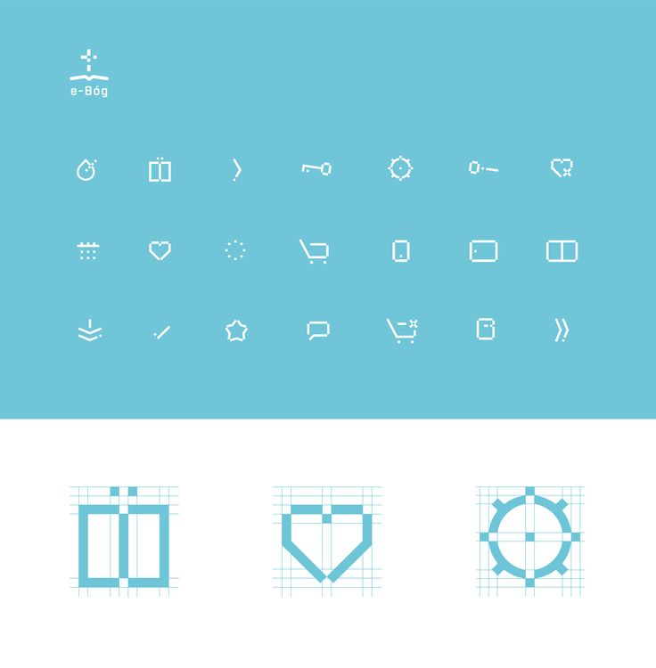 e-Bóg #icon #picto #design #pleo