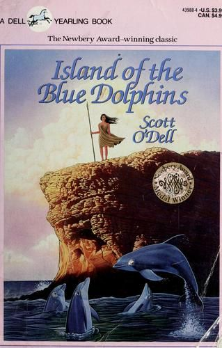 Island of the blue dolphins cover - photo#6