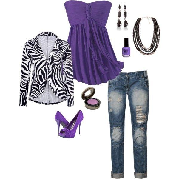 Love minus the jacketPurple Zebras Outfit, Untitled 19, Secret Closets, Fashion Style, Pinterest Closets, Dreams Closets