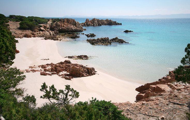 La Maddalena - Spiaggia Rosa