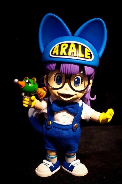 Arale from Dr. Slump, Japan