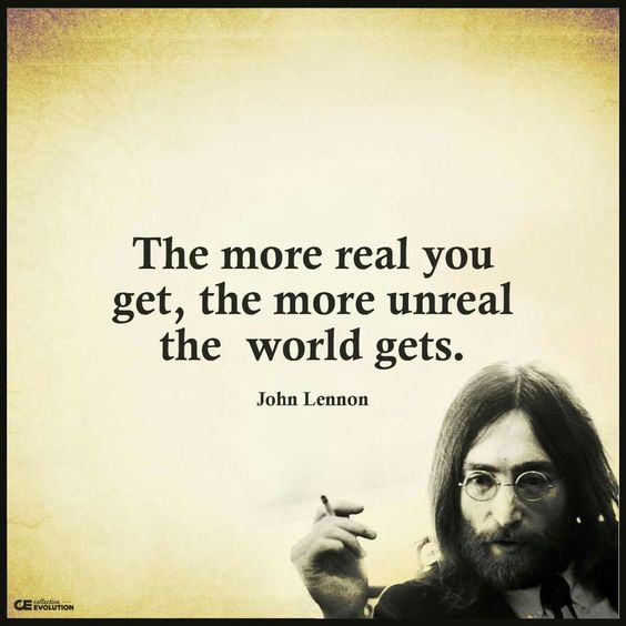 Indeed... and the real you is so much more wonderful than the unreal perceptions of others...