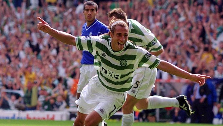 A lifetime of Celtic FC: 125 pics for 125 years | King Henke: Henrik Larsson | Galleries | Sport | STV