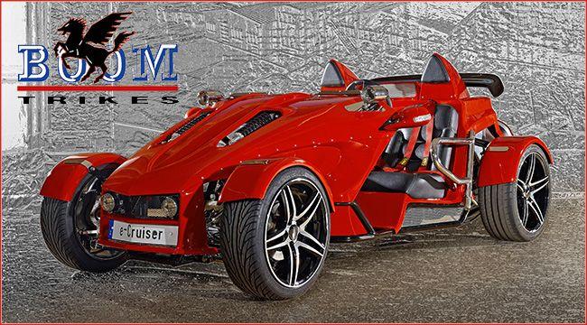 Breit, kompakt & elektrisch: Boom E-Cruiser Boom Trikes aus Sontheim stellt seinen neuen E-Cruiser mit 2 Elektro-Motoren vor; von Hand gefertigt verleiht der Boom E-Cruiser geräuschloses GoKart-Feeling http://www.atv-quad-magazin.com/aktuell/breit-kompakt-elektrisch-boom-e-cruiser/ #neuvorstellung #boomtrikes #ecruiser #handel #atvquadmagazin