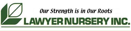 Lawyer Nursery Wholesale Plant Nursery Website Logo
