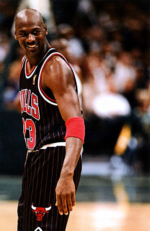 """""""I wanna be, I wanna be like Mike. I'd like to be like Mike"""""""