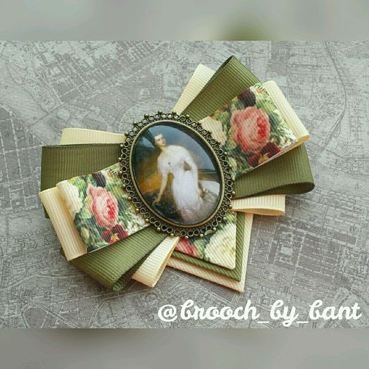 Brooch handmade.  Fair Masters - handmade.  buy Brooch