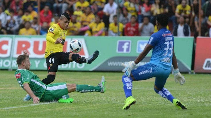 (Video) Barcelona SC empató 1-1 con Mushuc Runa en Ambato