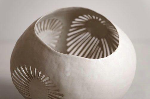 Nathalie Derouet - création de céramique contemporaine
