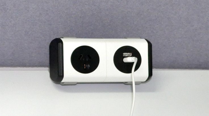 #Panda is here! Check out the latest in personal power from Elsafe! http://elsafe.com.au/en/panda #power #usb #workspace