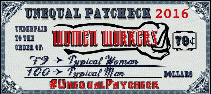 Please use this paycheck for your #UnequalPaycheck selfie if you are a male supporter of equal pay for women. Tweet and post your selfie on April 12, Equal Pay Day, with the hashtags #UnequalPaycheck and #EqualPay to raise awareness about the wage gap. And don't forget to attend our Facebook event at  https://www.facebook.com/events/212408139115727!
