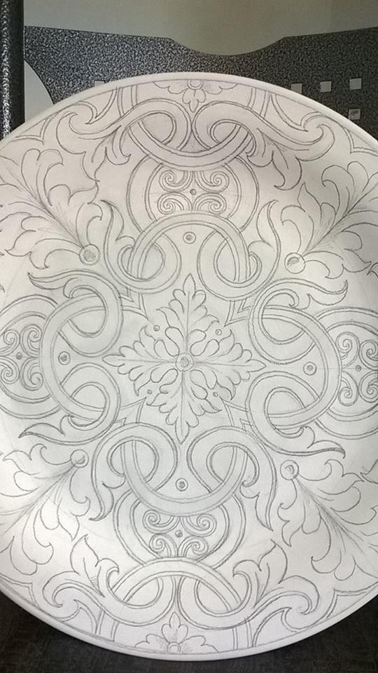 Çini desen