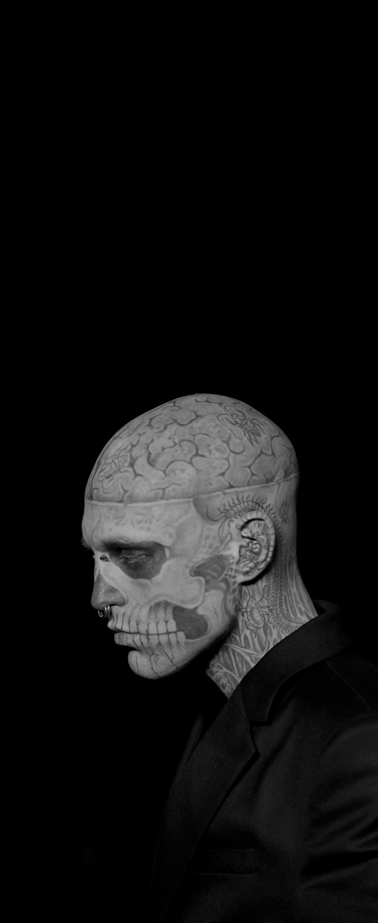"""""""Go with your first thoughts; they're usually your best thoughts. Pay attention, stick to your goals and follow those guidelines. It's all right there if you reach for it, unless you want to punch timeclocks and work for somebody. That's what we liked about America, the land of opportunity. All your dreams can come true"""" - Rick Genest"""