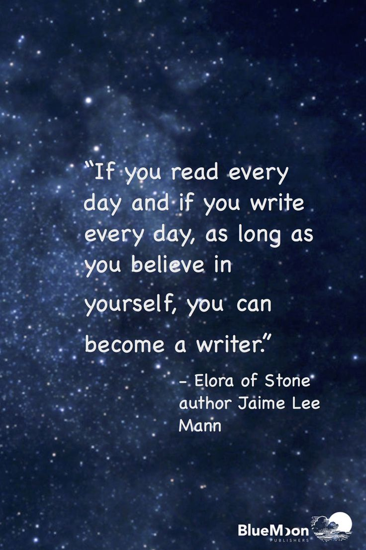 A Writing Tip From Jaime Lee Mann