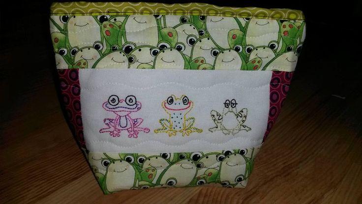 Little frog bag