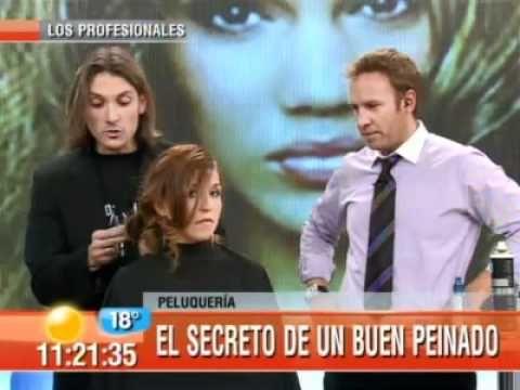Oscar Mansilla - Peinados en casa