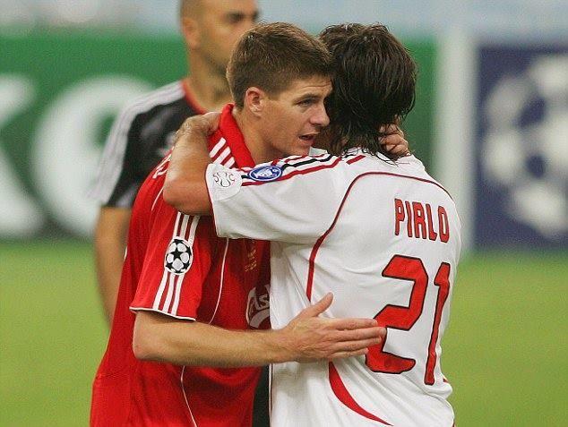 Gerrard & Pirlo