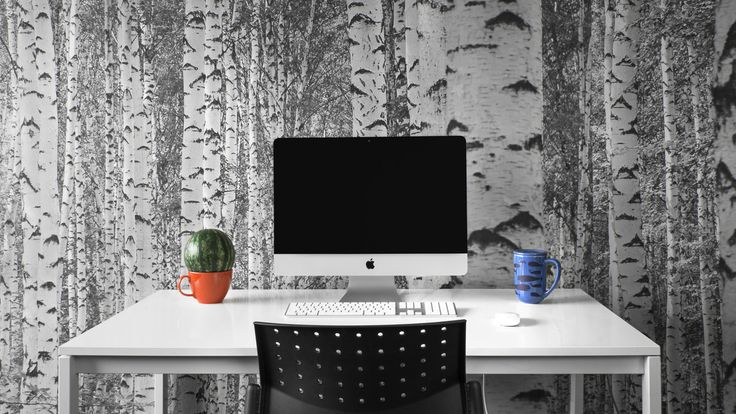 Pierre Babin, a lifestyle photographer and graphic designer based in Montreal submitted this desk he shot.Here is a submission of a really cool minimalist desk that i shot at my school called College Salette, in Montreal. I love the contrast between the white space and the colourful elements that makes the image pop!