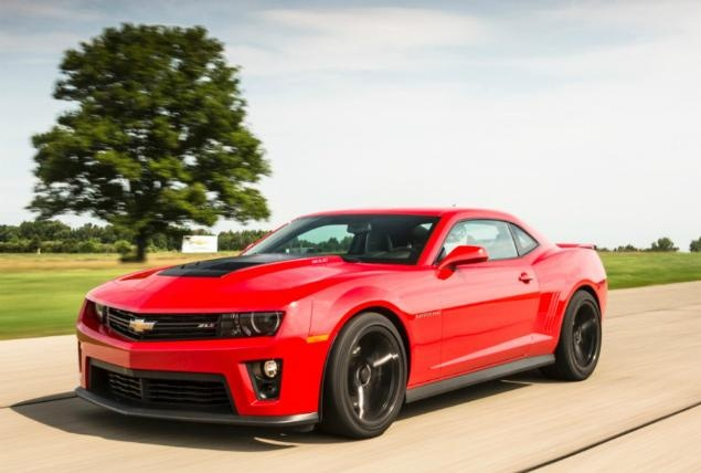 2013 Camaro ZL1 convertible is an instant classic