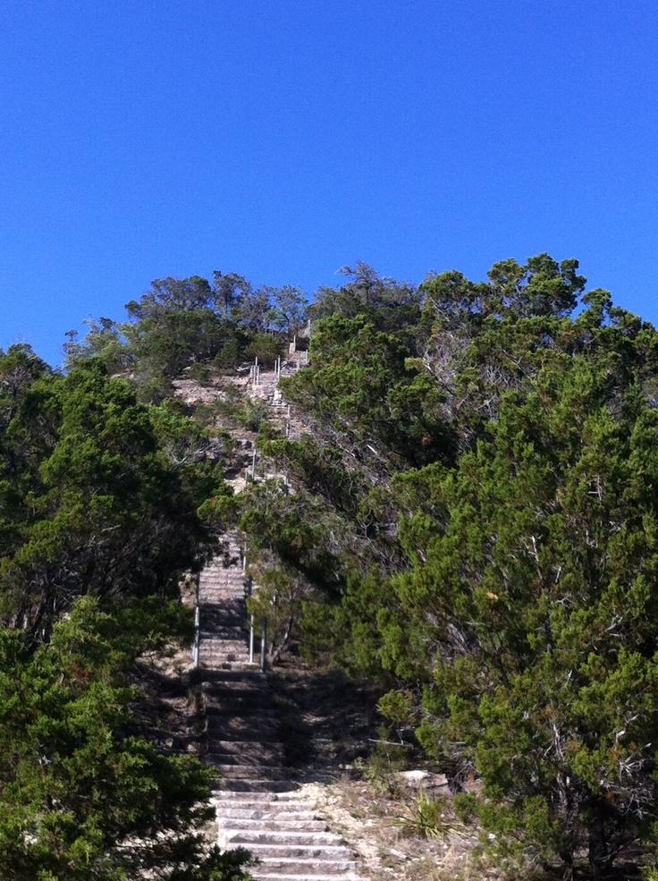 Prayer Mountain In Wimberley Texas State Parkin It