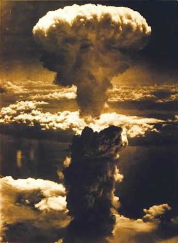 Image result for hiroshima bomb in colour