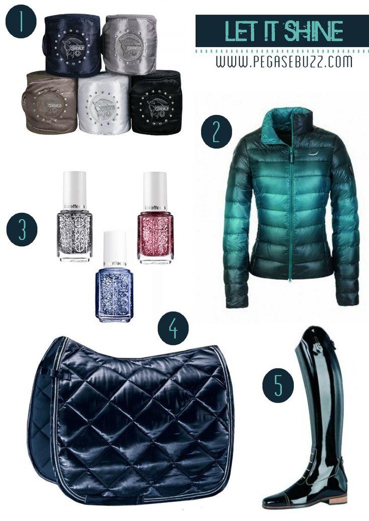 www.pegasebuzz.com | Equestrian Fashion : Let It Shine