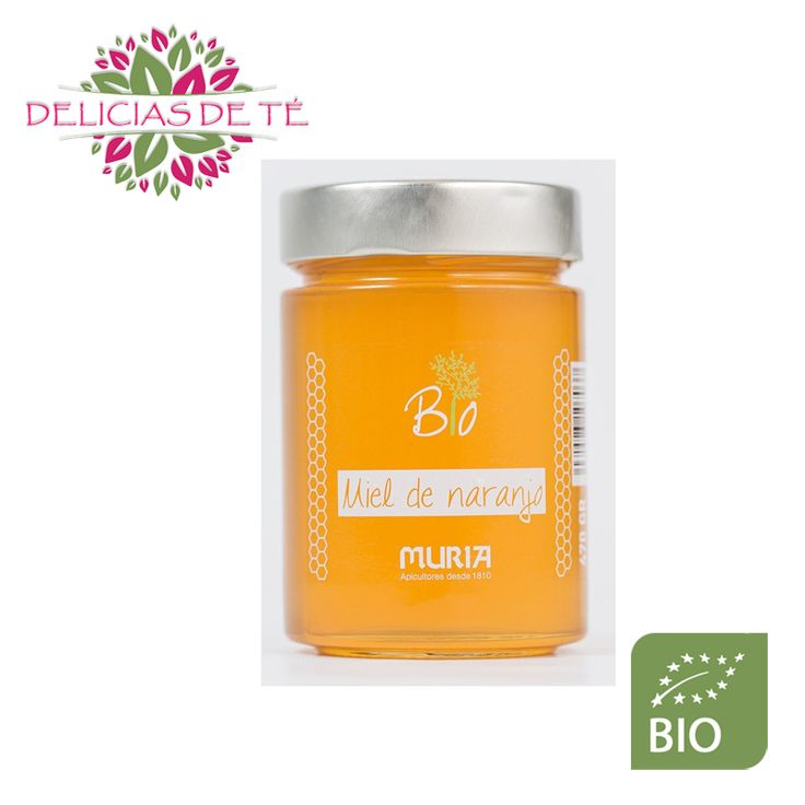 Miel Ecológica de Naranjo