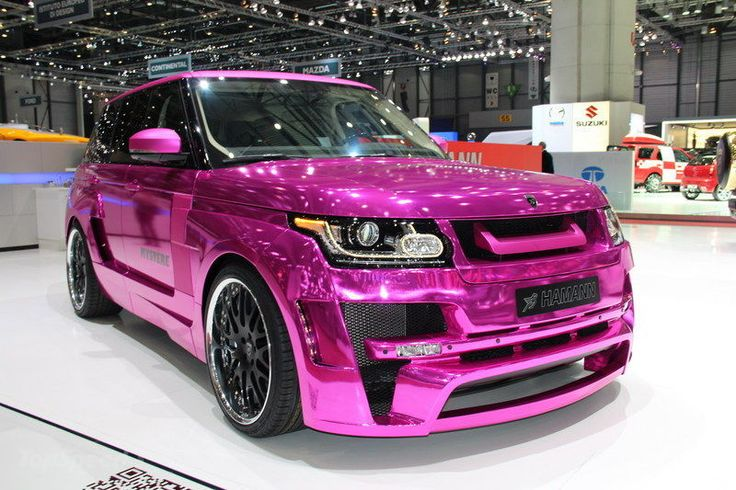2013 Range Rover Mystere by Hamann - DOC497463