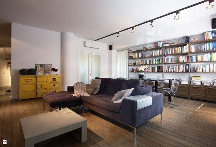Salon styl Industrialny - zdjęcie od Soma Architekci - Salon - Styl Industrialny - Soma Architekci