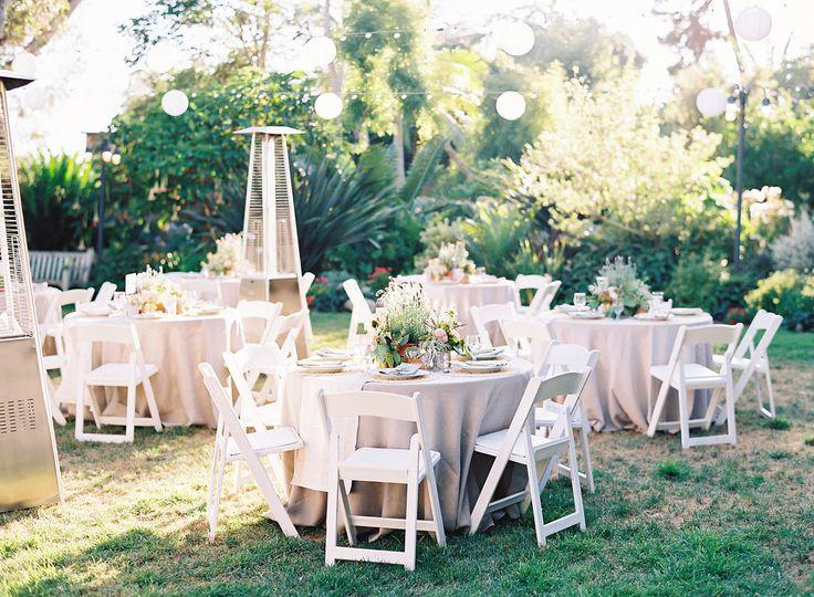 Intimate San Diego Garden Wedding: Jackie + Matt