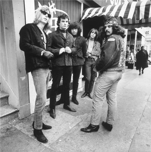 The Grateful Dead, San Francisco, CA  © Herb Greene, Date Unknow