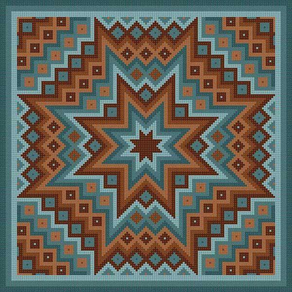 Needlepoint canvas, treglown designs