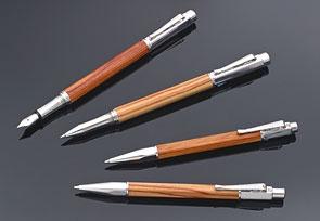 Caran d' Ache Metwood Pens.